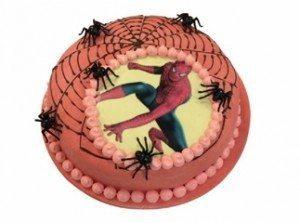 Spidermantaart