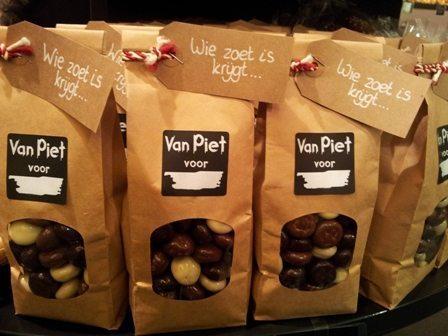 Chocolade kruidnootjes