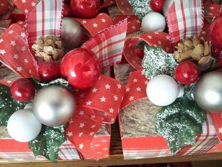 kerstbonbondoosje